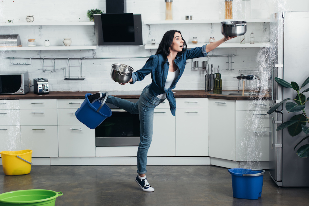 The Most Common Ways That Unwanted Water Gets Into Your Home