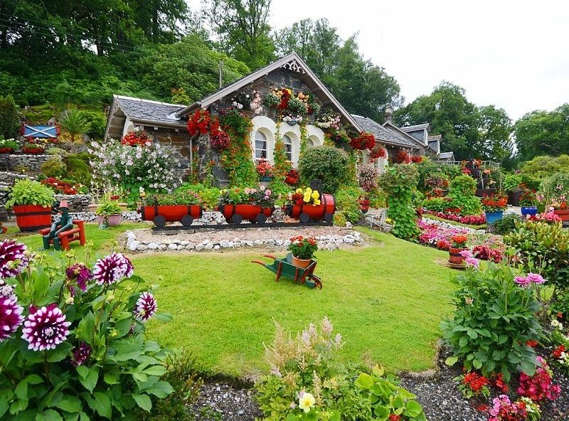 A Perfect Garden Home – How to Create One